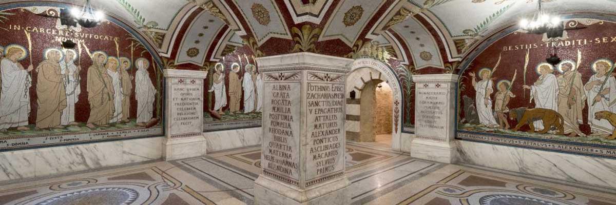 Visite guidée de l'Antiquaille Espace Culturel du Christianisme à Lyon