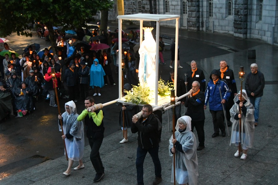 Pèlerinage Lourdes 2018