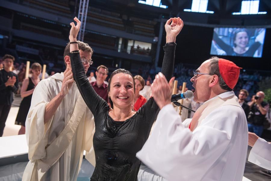 Veillée baptismale 22 juin 2018