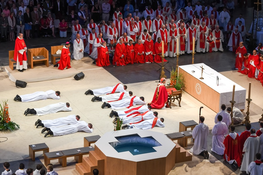 Ordinations 23 juin 2018