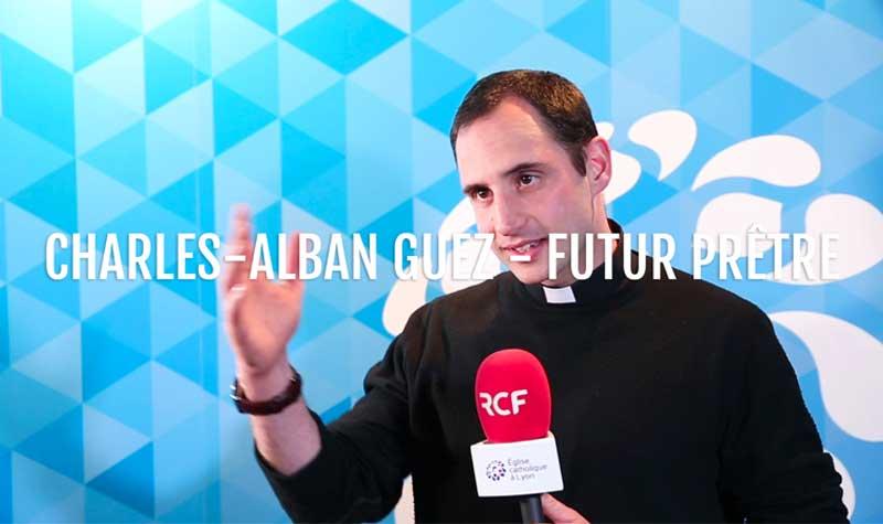 Charles-Alban Guez - Futur prêtre - 23 juin 2018