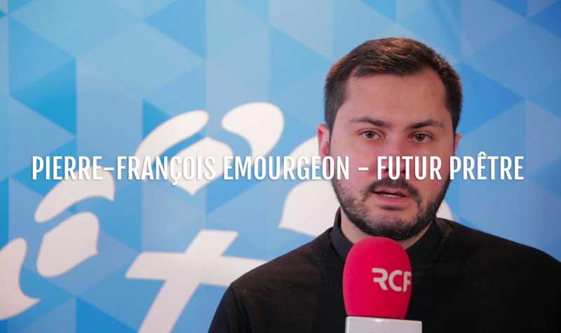 Pierre-François Emourgeon – Futur prêtre – 23 juin 2018