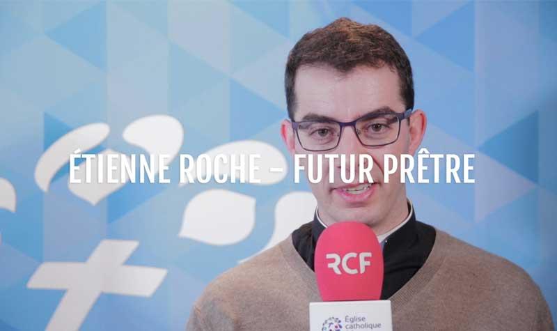 Marc Adrien – Futur prêtre – 23 juin 2018