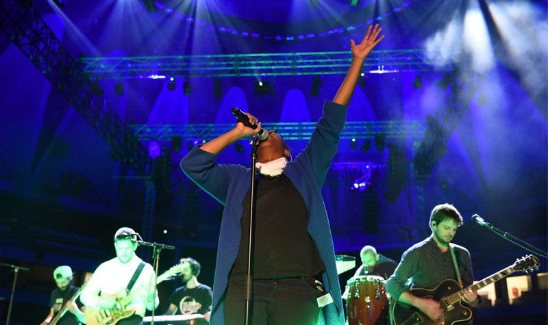 Concert du groupe FEEL GOD
