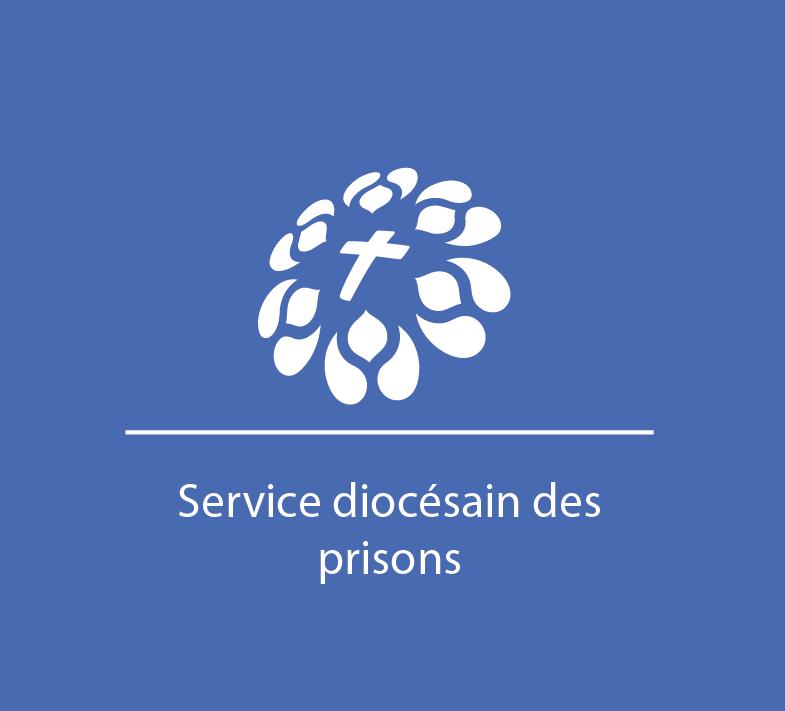logo Service diocésain des prisons