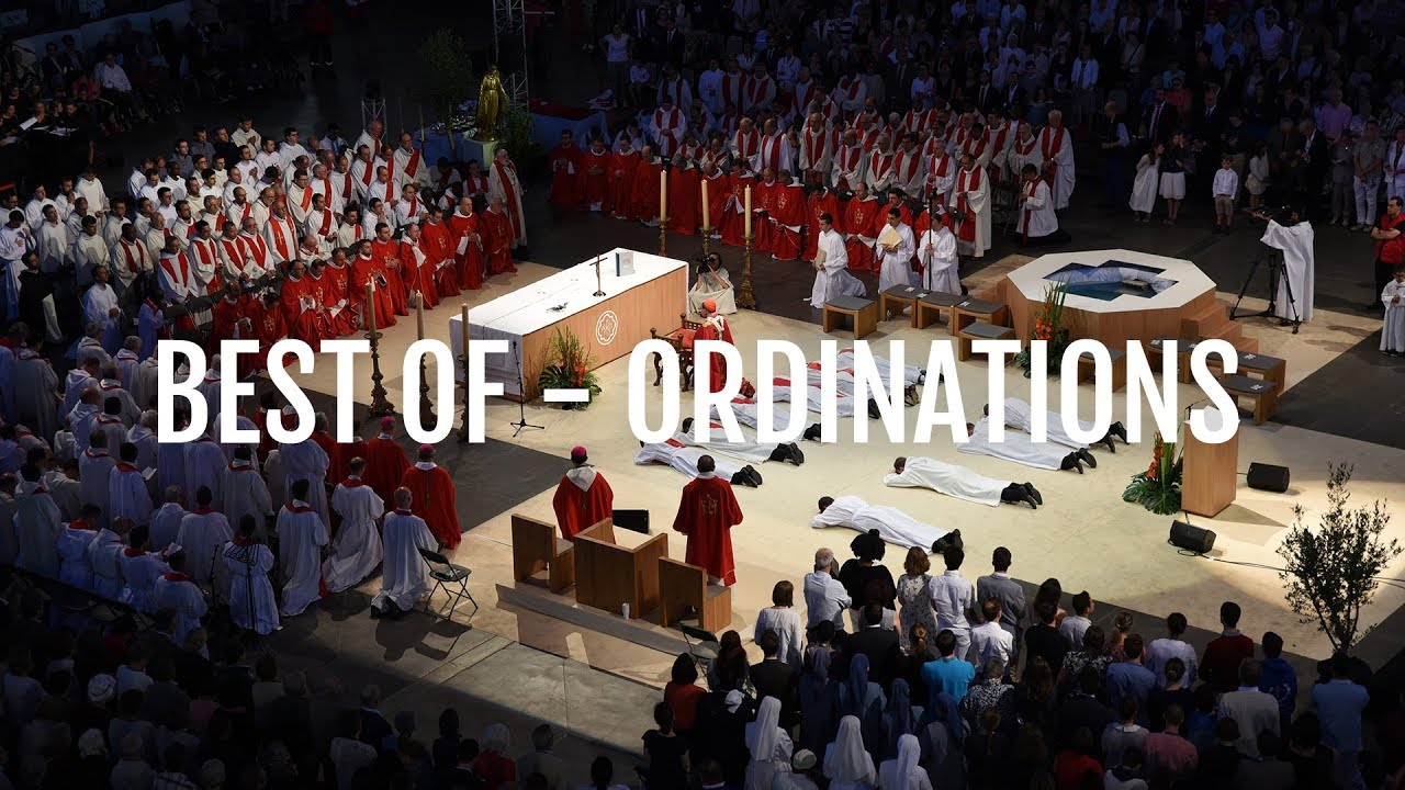 Best of – les ordinations