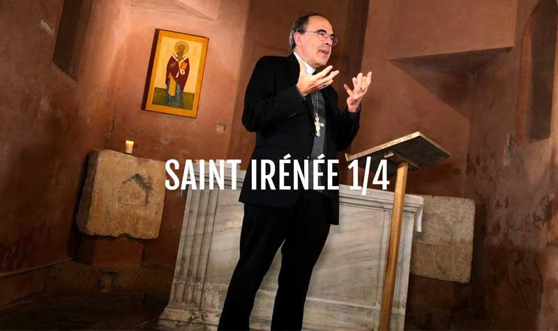 Saint Irénée 1/4