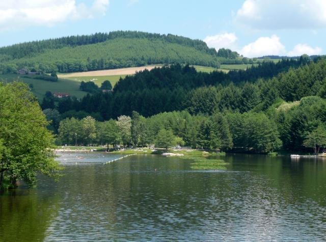 Messe au lac des sapins