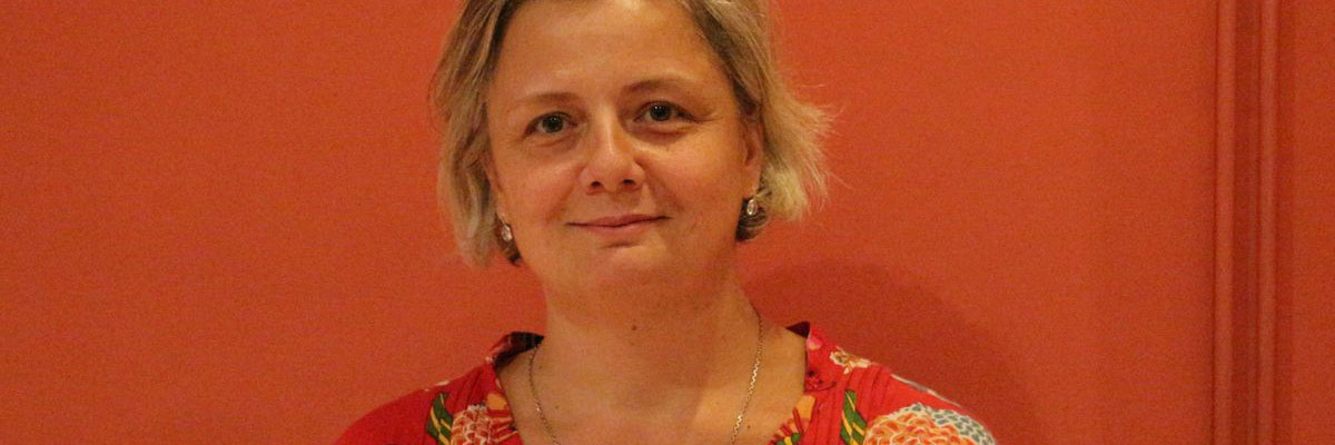 Sophie Griffon, nouvelle vierge consacrée
