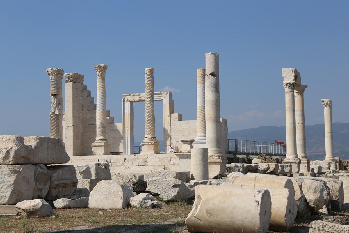 Sur les traces de saint Irénée en Turquie
