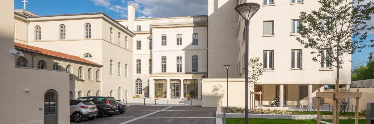 Archevêché – Maison Saint-Irénée