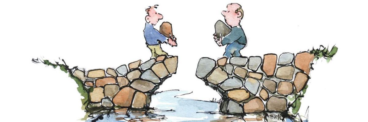 Dialogue, compromis en entreprise