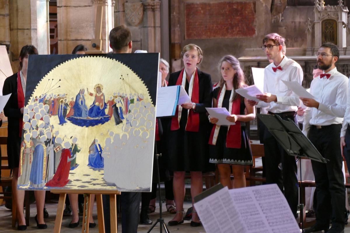 Festival Beauté Divine – Messe pour la création