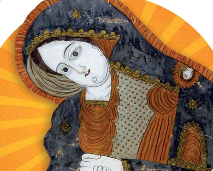 Exposition : singulières icônes roumaines