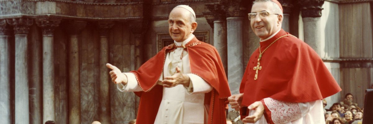 Canonisation du pape Paul VI