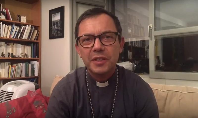 #1 Synode des jeunes à Rome