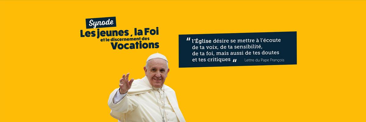 Lancement du synode des jeunes à Rome !