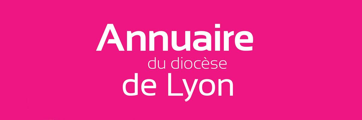Annuaire diocésain 2019 : nouvelle version !
