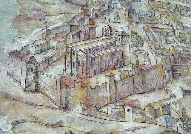 Premiers lieux de culte chrétiens à Lyon