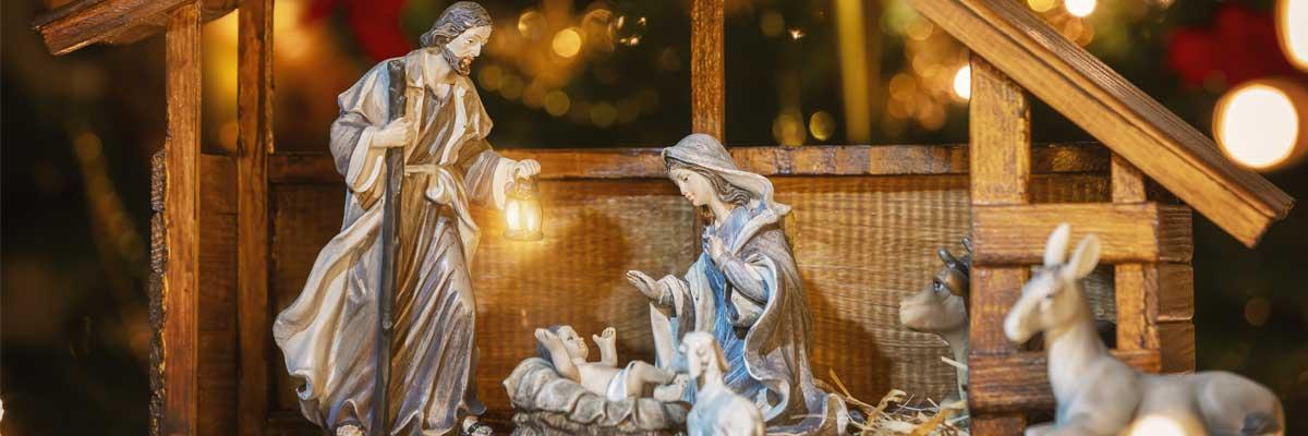 Noël : le message de Mgr Olivier de Germay, les horaires de messes