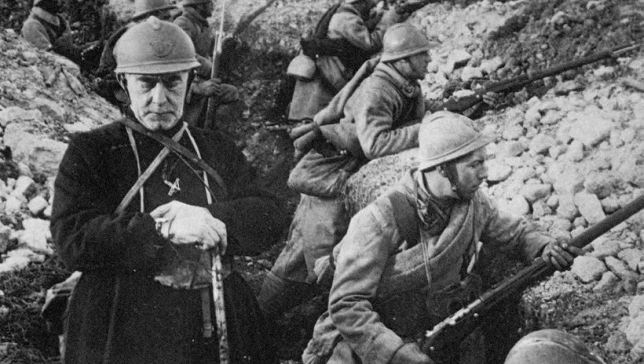Prêtres et religieux dans la Grande Guerre