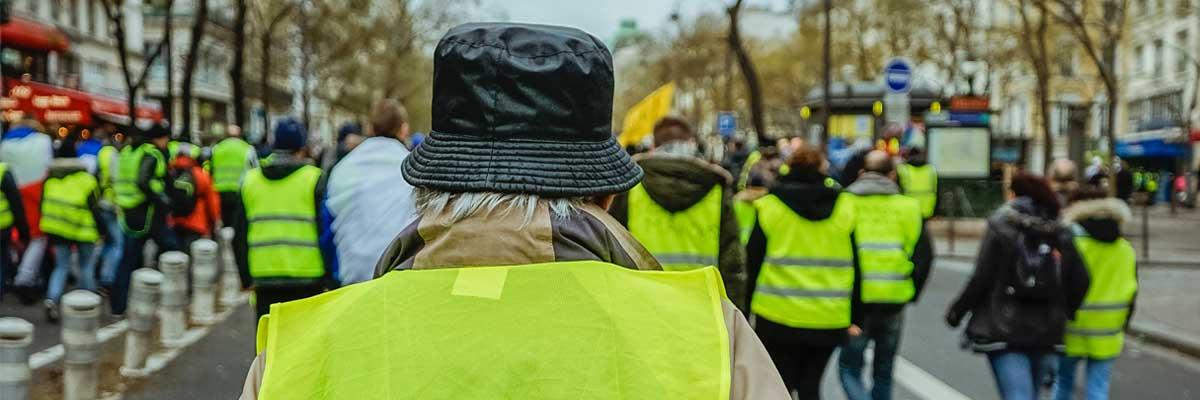 Gilets jaunes : propositions de réflexion en paroisse