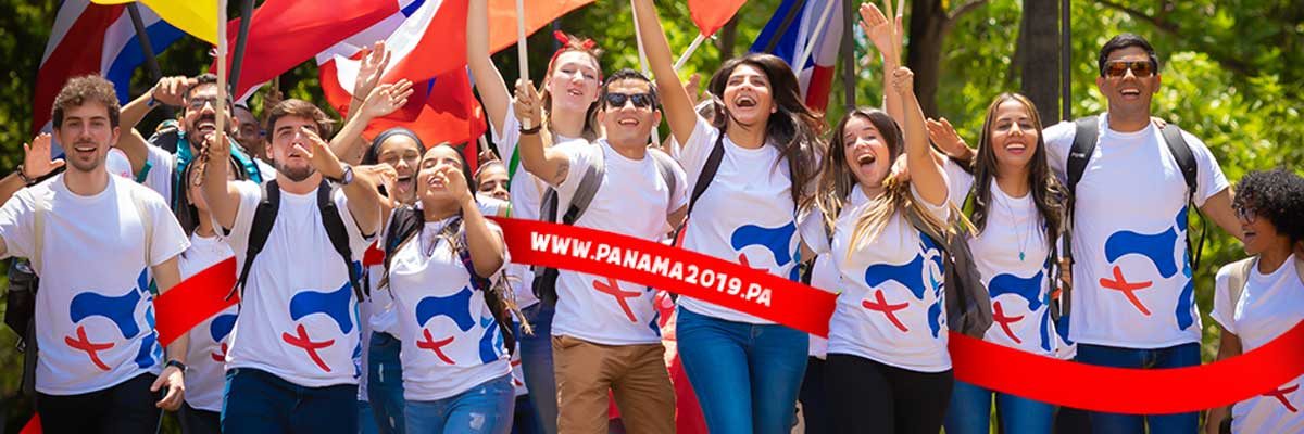 Du 17 au 28 janvier : suivez en direct nos pèlerins aux JMJ de Panama !