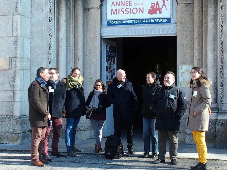 Mission paroissiale - Caluire