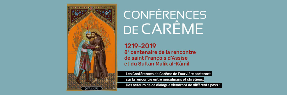 Conférence de Carême – le livre