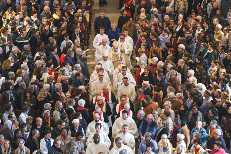 Messe chrismale 2019