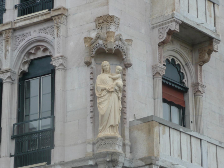 Les madones – Saône