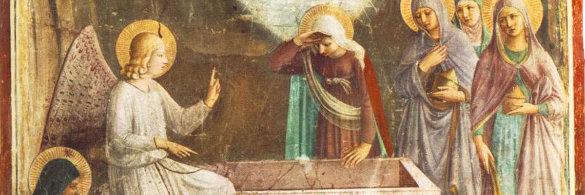 Veillée pascale : les quatre nuits divines
