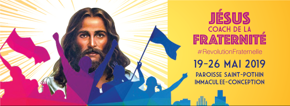 Jésus coach de la fraternité