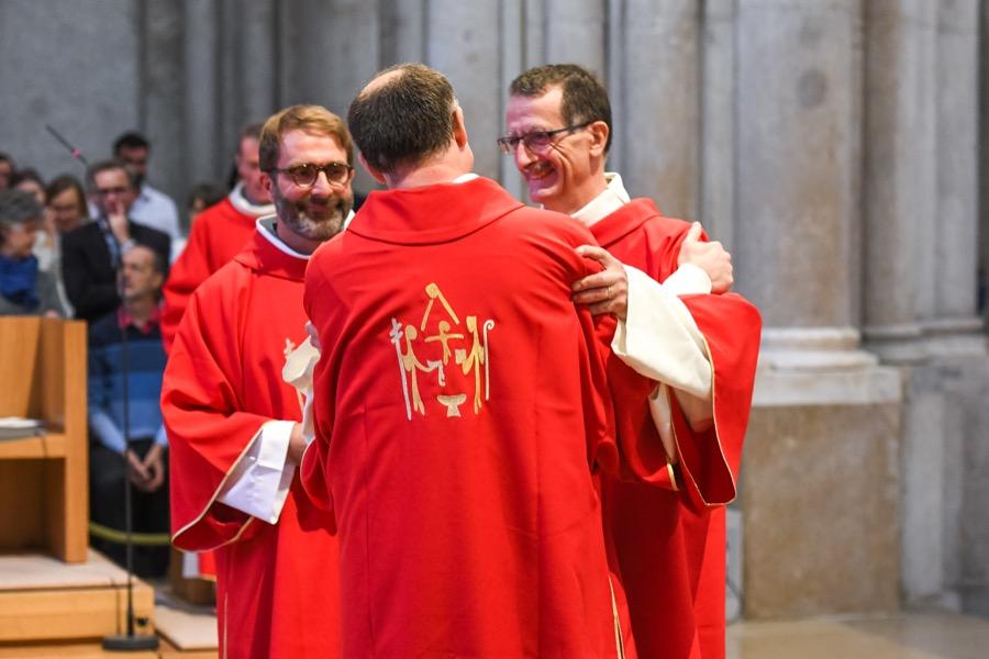 Ordinations diaconales 2019