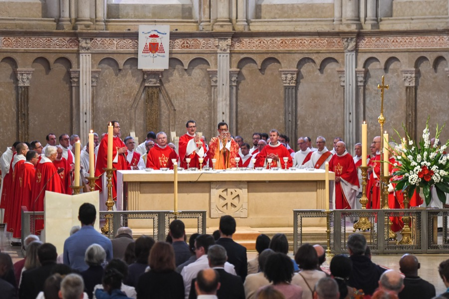 Ordinations diaconales 2019