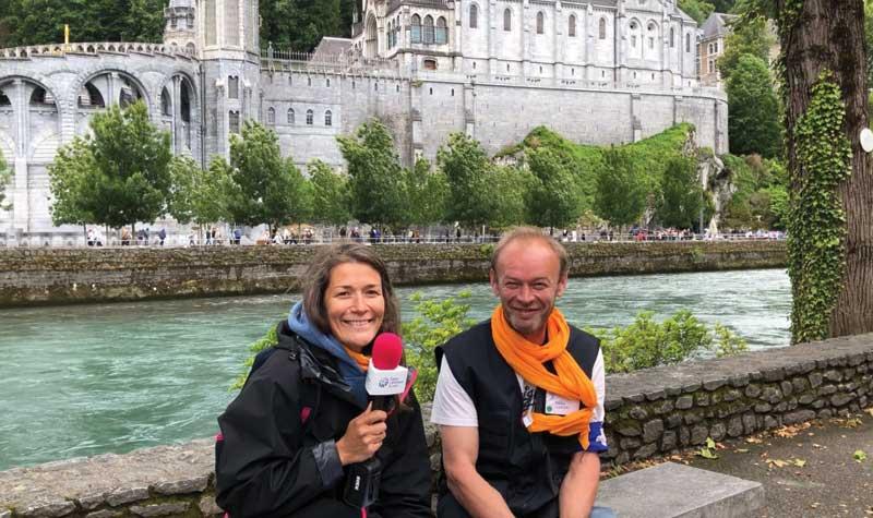 Témoignage de Eddy – Lourdes 2019
