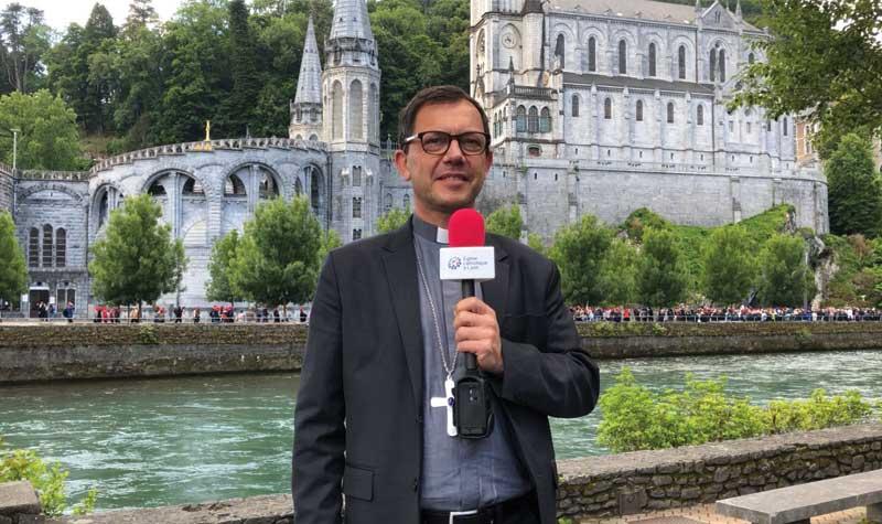 Fin du pèlerinage à Lourdes 2019