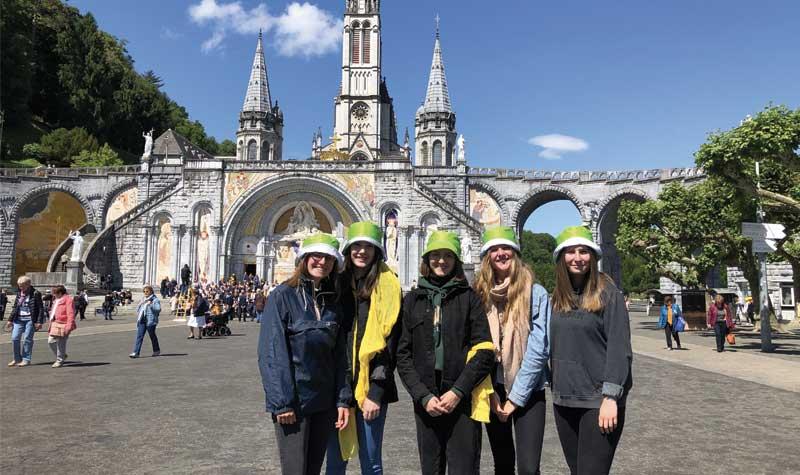 Témoignage de Corentine – Lourdes 2019
