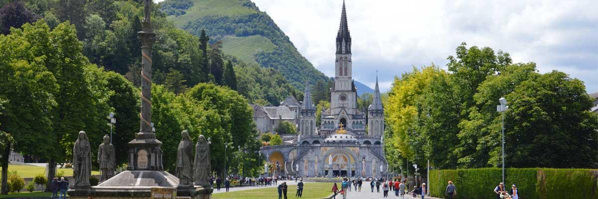 3 000 pèlerins lyonnais et roannais à Lourdes !