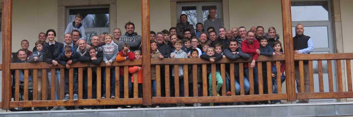 Un groupe pour les pères de famille