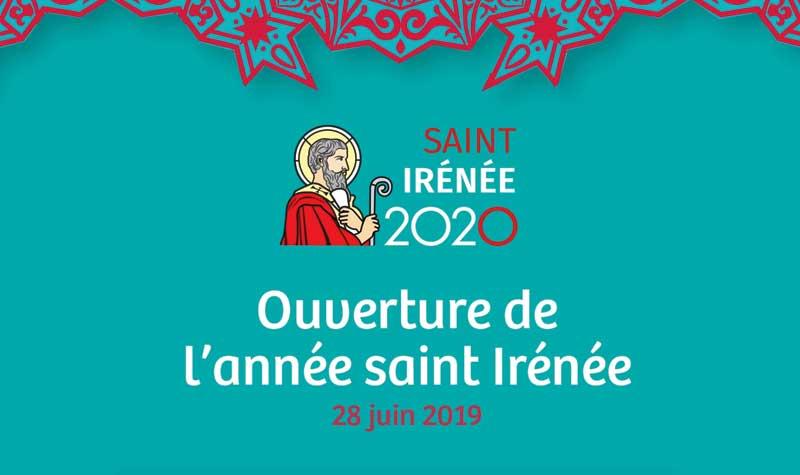 Retour en images – année saint Irénée