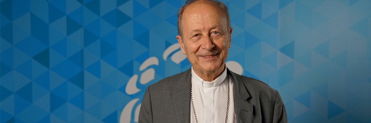 Message de Mgr Michel Dubost aux soignants
