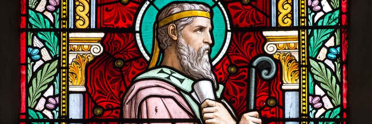 Prier avec saint Irénée