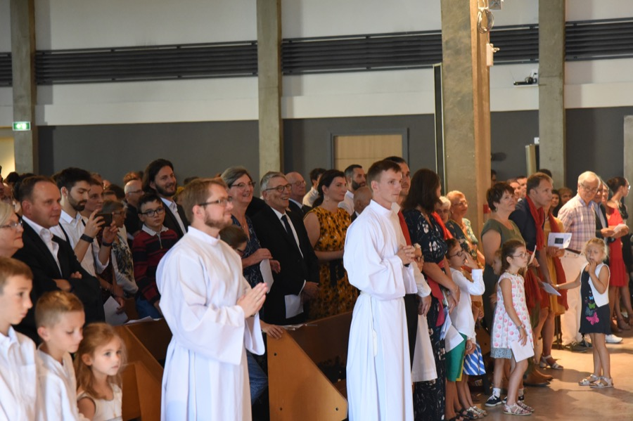 Ordinations diaconales sept. 2019