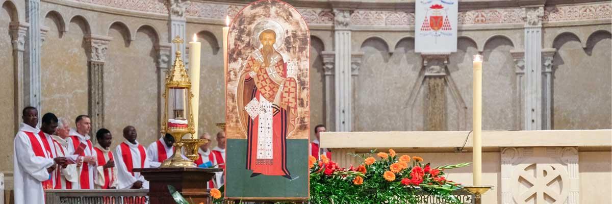 A la rencontre de saint Irénée