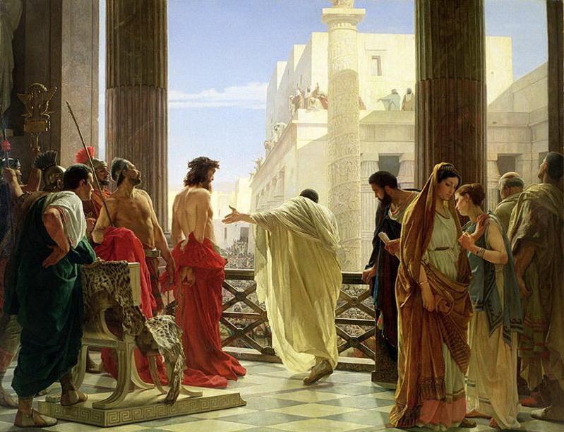 Ponce Pilate et le problème juif dans l'Antiquité romaine