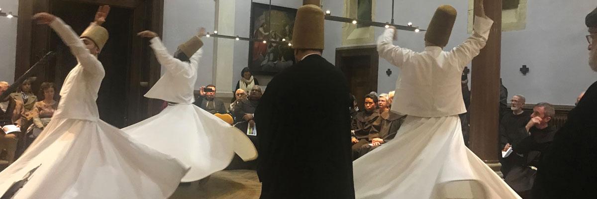 Le Semâ, danse spirituelledes derviches Mevlevi