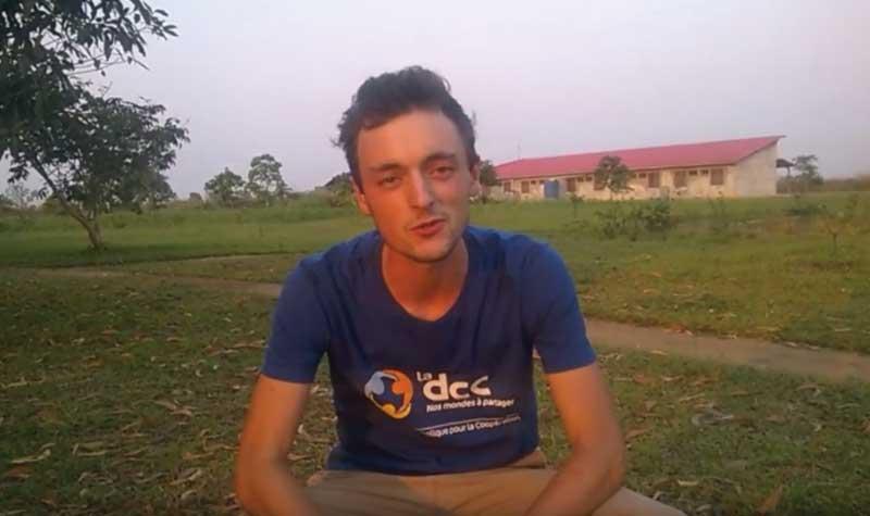 #3 Portrait de missionnaire : Eloi