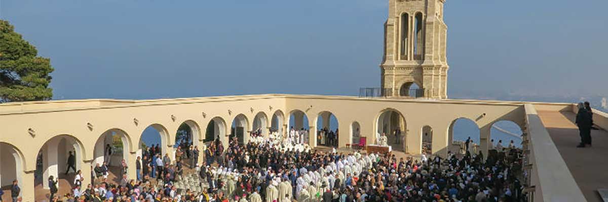 Échos d'une cérémonie de béatification en contexte musulman