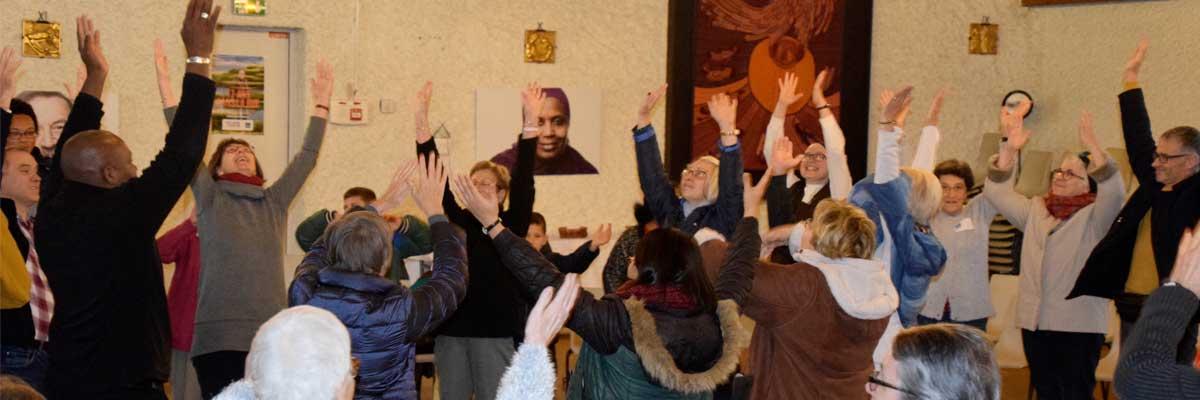 Journée mondiale des pauvres 2019 à Vénissieux